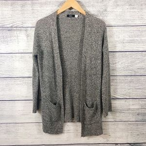 BDG UO Heathered gray open cardigan size XS